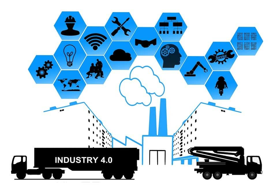 10 use cases of AI in Industry 4.0 revolution