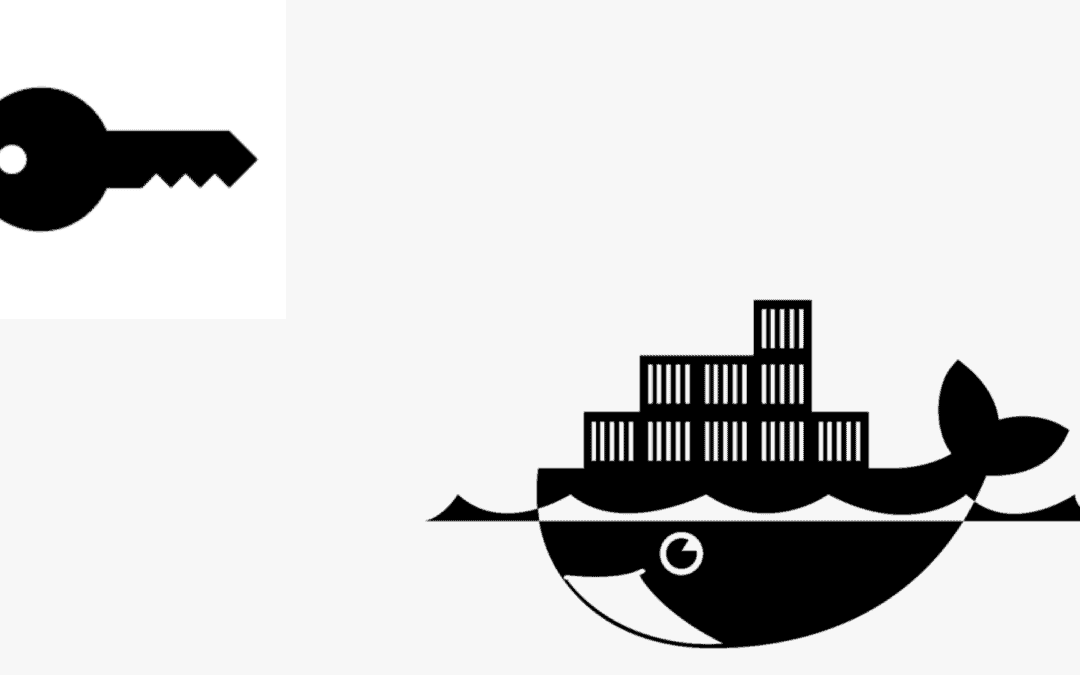 How to SSH into a Running Docker Container ?