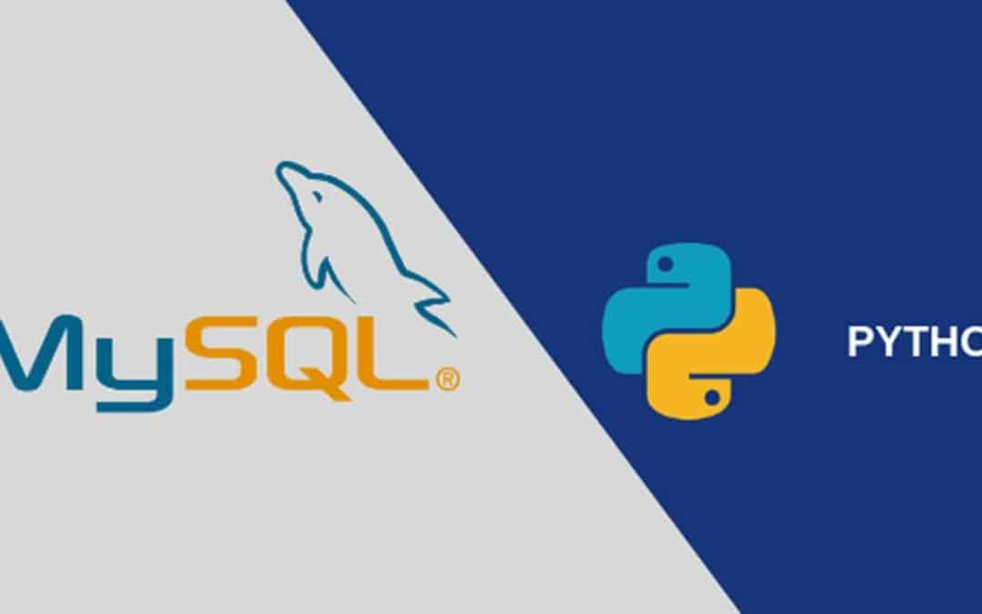 Python Application Connection to MySQL