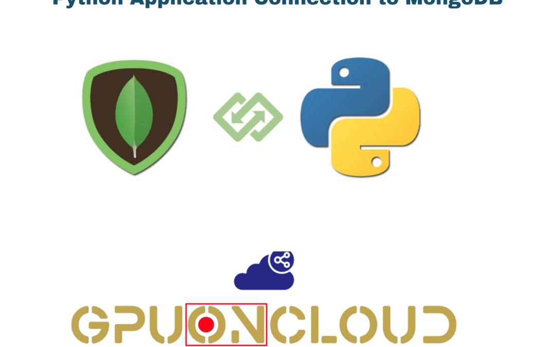 Python Application Connection to MongoDB